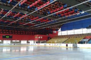 Zimní stadiony